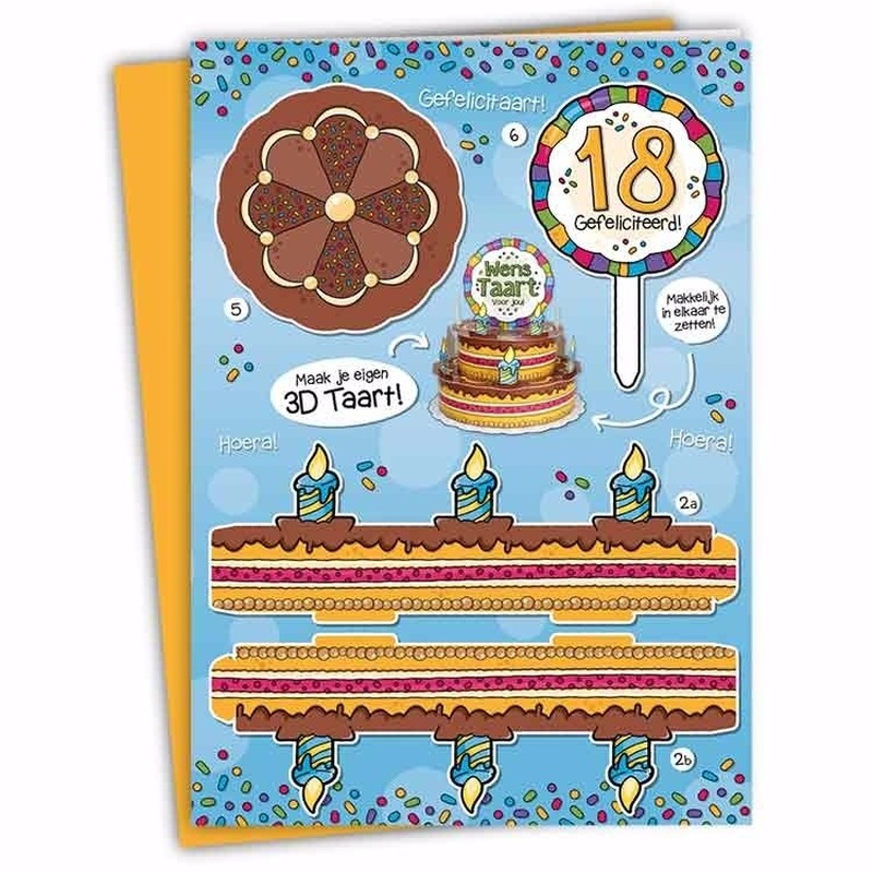 Verjaardag 18 Jarige.Mega Taart Voor Een 18 Jarige Verjaardag Camouflage